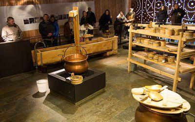 Visite de la Maison du Fromage de la Vallée de Munster