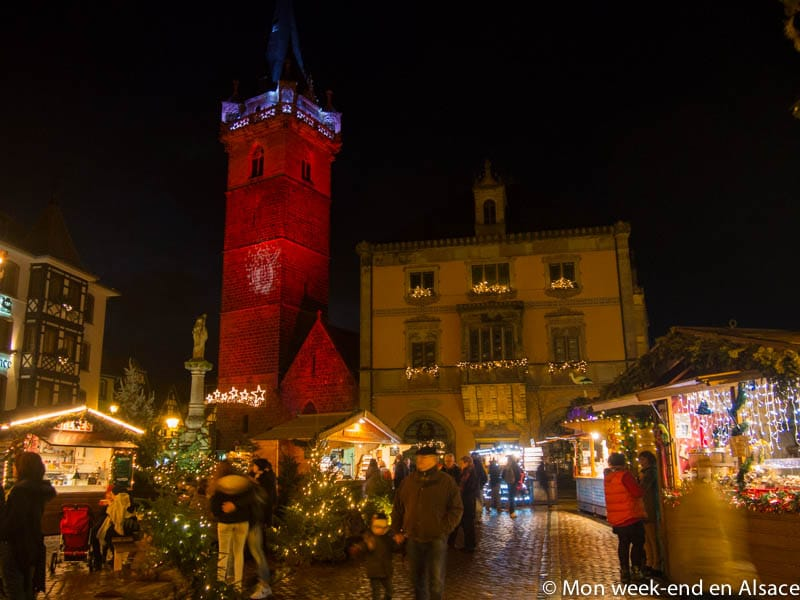 March de no l d 39 obernai mon week end en alsace - Obernai marche de noel ...