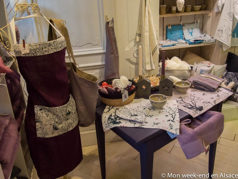 Idée shopping – Boutique Avenue d'Alsace à Colmar