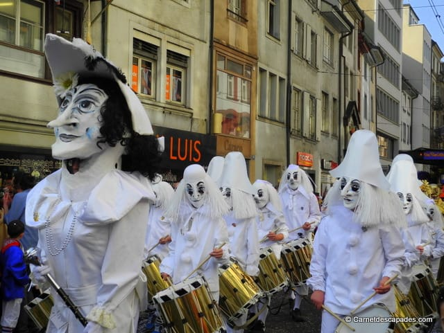 Tambours-Fasnacht-Bale