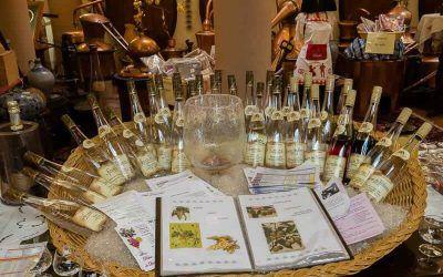 Visite de la distillerie Nusbaumer (et dégustation…)