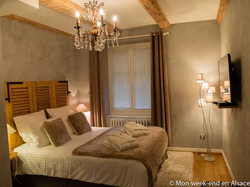 chambres d 39 h tes la vieille vigne gundolsheim mon week end en alsace. Black Bedroom Furniture Sets. Home Design Ideas