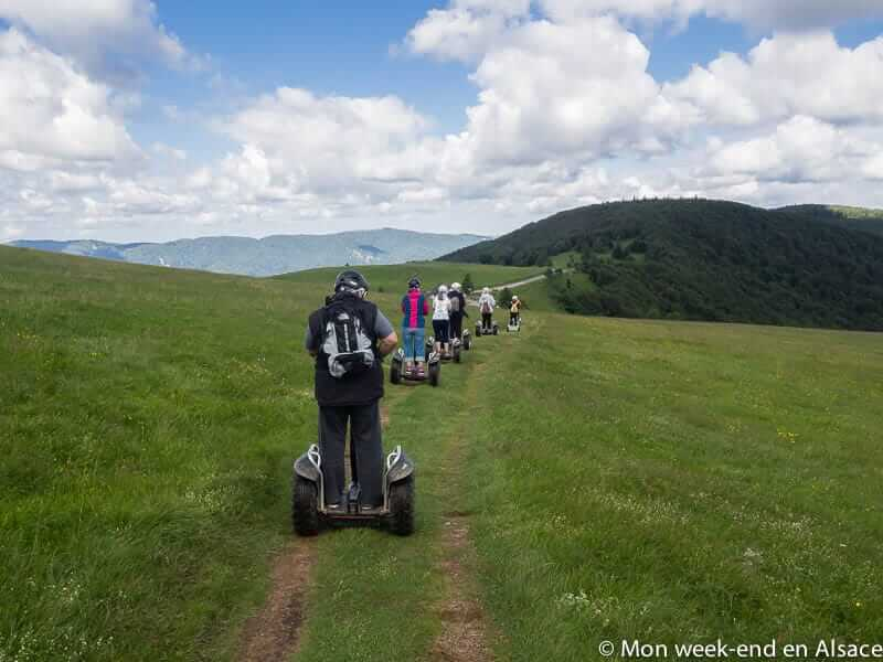 Balade à segway en Alsace avec Fun Moving