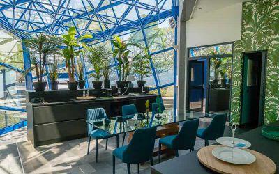 Le Cube – Maison d'architecte à louer à Colmar