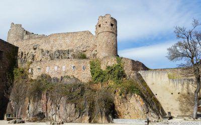 Château du Hohlandsbourg à Wintzenheim – À l'attaque!