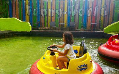 Funny World en Allemagne, un parc d'attractions pour les 2-12 ans