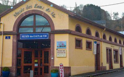 Musée des Eaux de vie (et brasserie du Pays Welche) à Lapoutroie