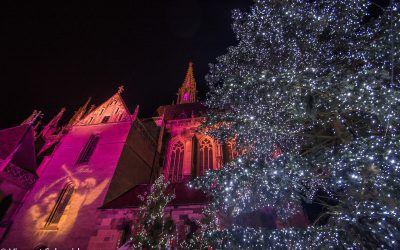 Marché de Noël de Thann : l'authentique
