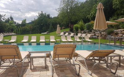 Spa de l'Hostellerie des Châteaux à Ottrott