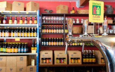 Visite de la brasserie Uberach
