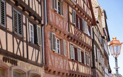 Bouxwiller, une petite merveille au nord de l'Alsace
